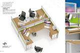 Moderne Büro-Arbeitsplatz-Zelle-Schreibtisch-Büro-Systems-Partition (H15-0802)