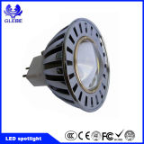AC120V 230V Driverless 6W Wechselstrom-PFEILER GU10 LED 2700k Dimmable LED Punkt-Licht