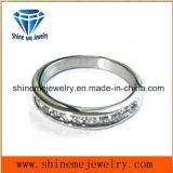 Boucle de la CZ marquetée par boucle d'acier inoxydable de bijou