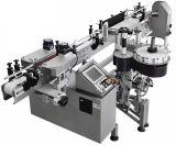 De automatische Vloeibare het Afdekken van de Machine van het Flessenvullen Lijn van de Machine van de Etikettering