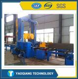 Alta máquina rentable de la asamblea de la viga de H