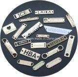 Plaque faite sur commande d'aluminium en métal de logo
