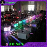 2X10W DMX 디스코 나이트 클럽 단계 LED 나비 빛