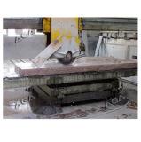 El puente de piedra automático de hojas múltiples de la cortadora vio con alta calidad