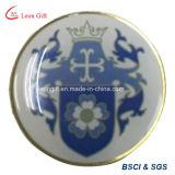 Logotipo personalizado de fábrica Rose Gold Compact Pocket / Compact Mirror