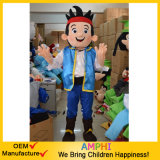 Jake The Neverland Pirates Plush Costume
