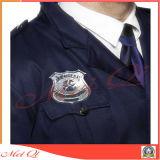 Divisa del metal con las insignias del cliente 2D/3D para el uso de la divisa de la policía