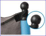 Trampoline material do PVC para adultos com rede de segurança
