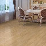 Suelo de madera del material de construcción con alta calidad