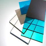 Feuilles stockées de matériau de toiture de polycarbonate de tuiles