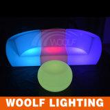 빛을내는 LED 가구 사건 가구 RGB LED 소파