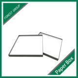 Embalaje acanalado Fp70058 del ajedrez del rectángulo de papel