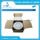 Luces subacuáticas ahuecadas LED impermeables 36watt