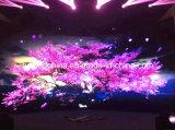 P3 diodo emissor de luz de fundição interno Scree para os concertos e os eventos (576mm*576mm)