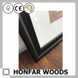 Frame de madeira preto moderno novo da foto do retrato para a decoração