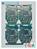 Tarjeta enterrada oculta de múltiples capas de encargo del PWB de la tarjeta HDI de 6-Layer 10-Layer