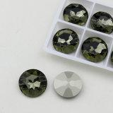 Gli accessori di cristallo dei monili hanno indicato liberamente indietro i branelli (DZ-3001)