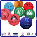 Esfera de borracha relativa à promoção colorida personalizada da polpa