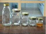 [500مل] ستّة ركوب بطن كبيرة مبتكر عسل [غلسّ بوتّل] عسل زجاجة تشويش زجاجة