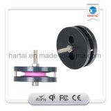 Poulie de câble d'obturateur de saut de fil de guide de filé de textile