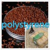 El poliestireno rebordea el material plástico