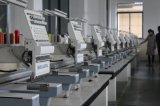 高速15カラー8ヘッド刺繍機械は修理サービスの縫う刺繍機械との兄弟の品質を好む