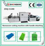 Máquina de estaca não tecida com selagem do punho (ZXQ-C1200)