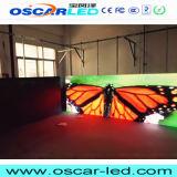 Afficheur LED d'intérieur P2 de l'écran DEL de qualité superbe visuelle de haute résolution d'images