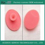 Cepillo de limpieza de silicona limpiar los poros limpios de la piel muerta limpiar el cepillo de lavado