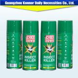 300ml - lutte contre les insectes d'aérosol de tueur de moustique de jet d'insecticide du ménage 750ml
