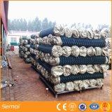 Rete fissa rivestita galvanizzata di collegamento Chain del PVC con il buon prezzo