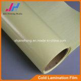Пленка слоения PVC рекламируя материала холодная