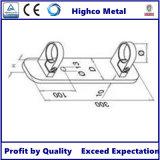 Länglicher Wand-Halter für Baluster, Handlauf und Geländer