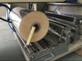 Automatisches Cup, das Verpackungs-Verpackungs-Maschine stapelt