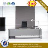 (HX-G0301) Table de bureau de luxe en couleur noire