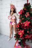 precio verdadero de las muñecas del sexo del silicón lleno barato del músculo del 170cm en China