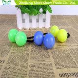 Incandescenza calda in giocattoli infiammanti luminosi della barretta di Begleri del pollice dei mandrini del yo-yo scuro di irrequietezza