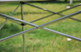 옥외 정연한 알루미늄 테이블