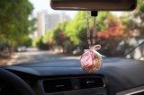 La promozione ha conservato il fiore per la decorazione dell'automobile