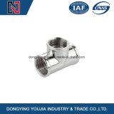 Fabrication de la Chine pour les garnitures de pipe filetées d'acier inoxydable