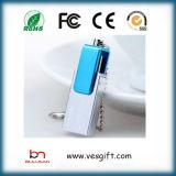 Подгонянный образец Pendrive устройства хранения USB OTG свободно