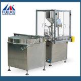 Máquina de engarrafamento automática dos produtos petrolíferos da pomada