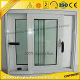 Guichet en aluminium de porte en aluminium de fournisseur de la Chine pour le profil en aluminium de meubles