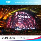 Het hoge LEIDENE van de Huur van de Helderheid P4.81 OpenluchtScherm