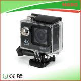 170 Camera van de Actie van de Sport van WiFi van de Omwenteling van de graad de Draadloze 4k