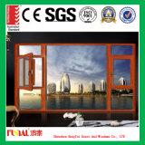 Puder-überzogenes Aluminiumfenster/Aluminiumprofil Windows