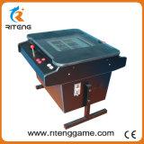Ретро машина аркады таблицы коктеила пульта управления видеоигры металла