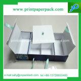 Коробка высокого качества роскошная складная твердая бумажная