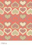 Il tessuto amoroso del poliestere del cuore di stampa per il vestito dall'indumento insacca i pattini