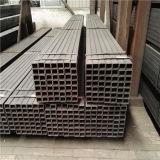 Metallo quadrato del tubo di ASTM A53 A500 gr. B usato per la struttura